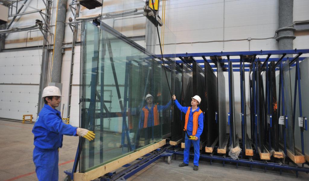 Glass handling