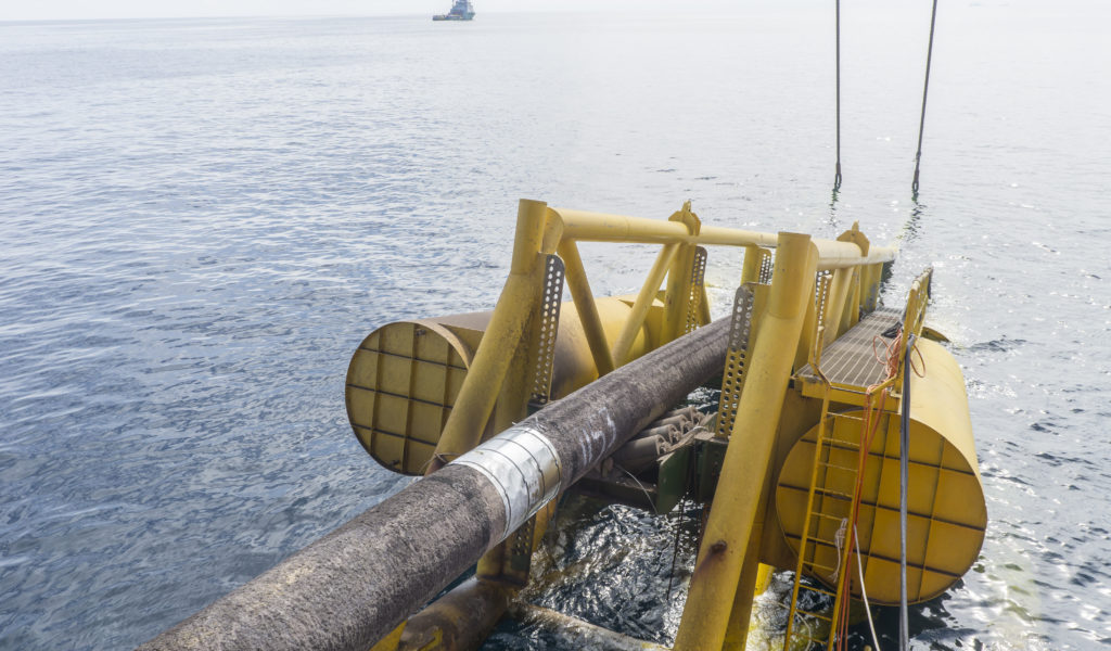 Offshore toepassingen